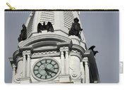 Clock Tower City Hall - Philadelphia Carry-all Pouch