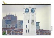 Clock Tower Montreal 2 Carry-all Pouch