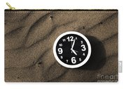 Clocks And Ripples Carry-all Pouch