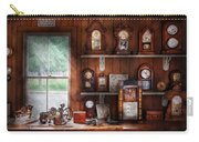 Clocksmith - In The Clock Repair Shop Carry-all Pouch