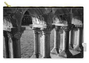 Cloister At Cong Abbey Cong Ireland Carry-all Pouch