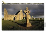 Clonmacnoise Monastery, Co Offaly Carry-all Pouch