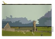 Clonmacnoise Monastery Carry-all Pouch
