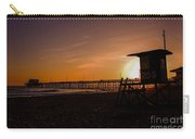 Close Of The Day At Newport Beach Carry-all Pouch