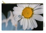 Close Up Daisy Carry-all Pouch