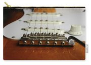 Close Up Electric Guitar Carry-all Pouch