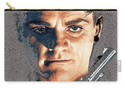 Close Up James Cagney As Gangster  Rocky Sullivan In Angels With Dirty Faces 1938-2008 Carry-all Pouch
