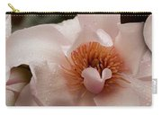 Close-up Of Pink Ladies Flowers Carry-all Pouch