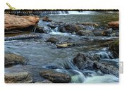 Close Up Of Reedy Falls In South Carolina Carry-all Pouch