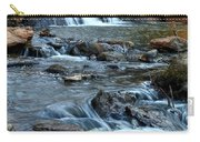 Close Up Of Reedy Falls In South Carolina II Carry-all Pouch