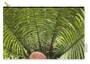 Close-up Palm Leaves Carry-all Pouch