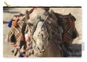 Close-up Portrait Of A Camel Carry-all Pouch