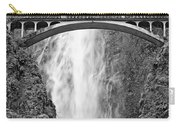 Close Up View Of Multnomah Falls Carry-all Pouch