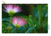 Closeup Of A Mimosa Bloom Carry-all Pouch