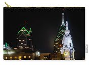 Closeup Of City Hall Philadelphia Carry-all Pouch