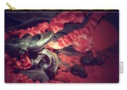 Clothing For Flamenco Carry-all Pouch