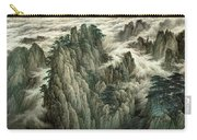 Cloud And Mountain Peak Carry-all Pouch