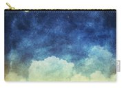 Cloud And Sky At Night Carry-all Pouch by Setsiri Silapasuwanchai