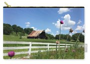 Cloud Blossoms Carry-all Pouch