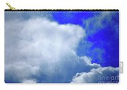 Cloud Commotion Carry-all Pouch