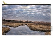 Cloud Covered River 2 Carry-all Pouch