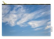 Cloud Faces Carry-all Pouch