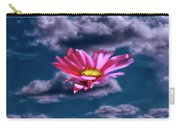 Cloud Flower.  Carry-all Pouch