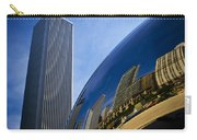 Cloud Gate And Aon Center Carry-all Pouch