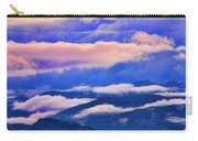 Cloud Layers At Sunset Carry-all Pouch