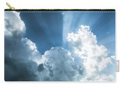 Cloud Light  Carry-all Pouch