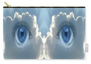 Cloud Mask Carry-all Pouch