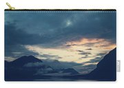 Cloud Mountain Reflection Carry-all Pouch