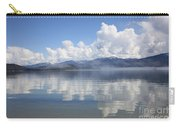 Cloud Reflection On Priest Lake Carry-all Pouch