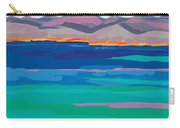 Cloud Sea View Carry-all Pouch