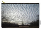 Cloud Symmetry Carry-all Pouch