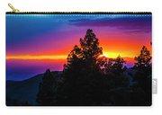 Cloudcroft Sunset Carry-all Pouch