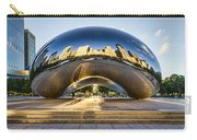 Cloudgate In Chicago Carry-all Pouch