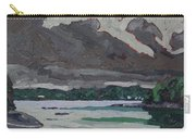 Clouds And Drizzle Carry-all Pouch