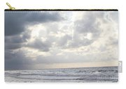 Clouds By The Sea Carry-all Pouch