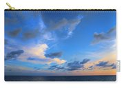 Clouds Drifting Over The Ocean Carry-all Pouch