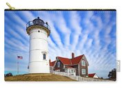Clouds Leading The Way Carry-all Pouch by Brian Hale