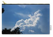 Clouds Of Art Carry-all Pouch