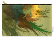 Clouds Of Color Carry-all Pouch