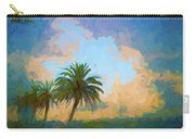 Clouds On The Loop Carry-all Pouch