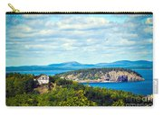 Clouds Over Acadia Carry-all Pouch