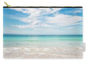 Clouds Over Blue Sea Carry-all Pouch