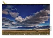 Clouds Over California Carry-all Pouch