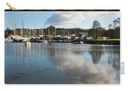Clouds Over Cockwells Boatyard Mylor Bridge Carry-all Pouch