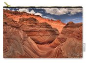 Clouds Over Coyote Buttes North Carry-all Pouch