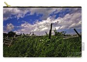 Clouds Over Gettysburg Carry-all Pouch